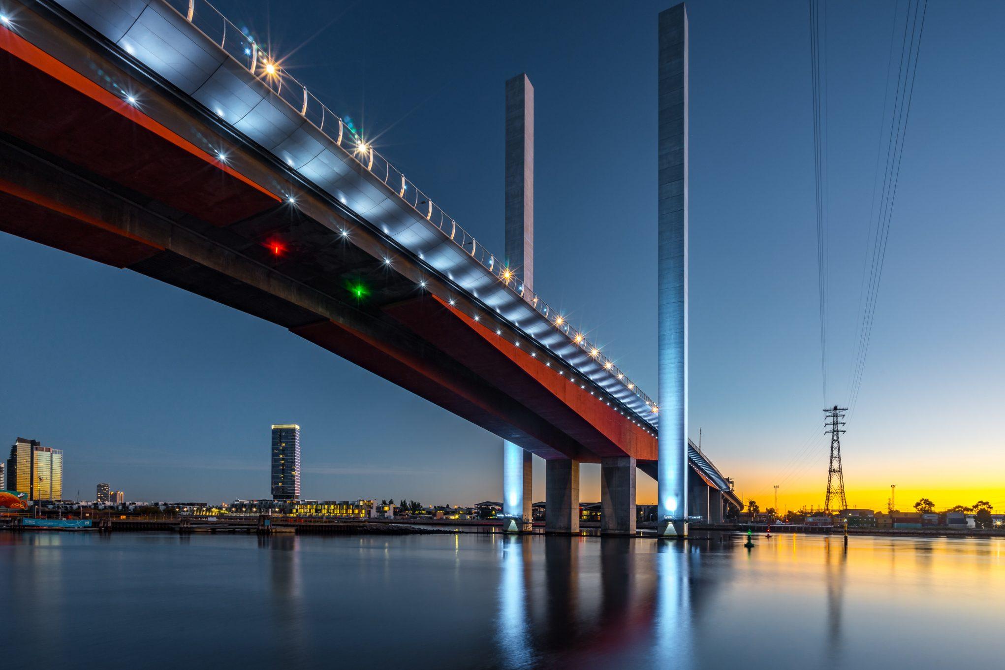 Melbourne Bolte Bridge